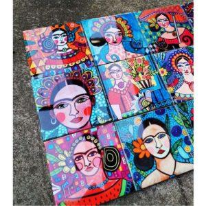 Printed Tile Coasters